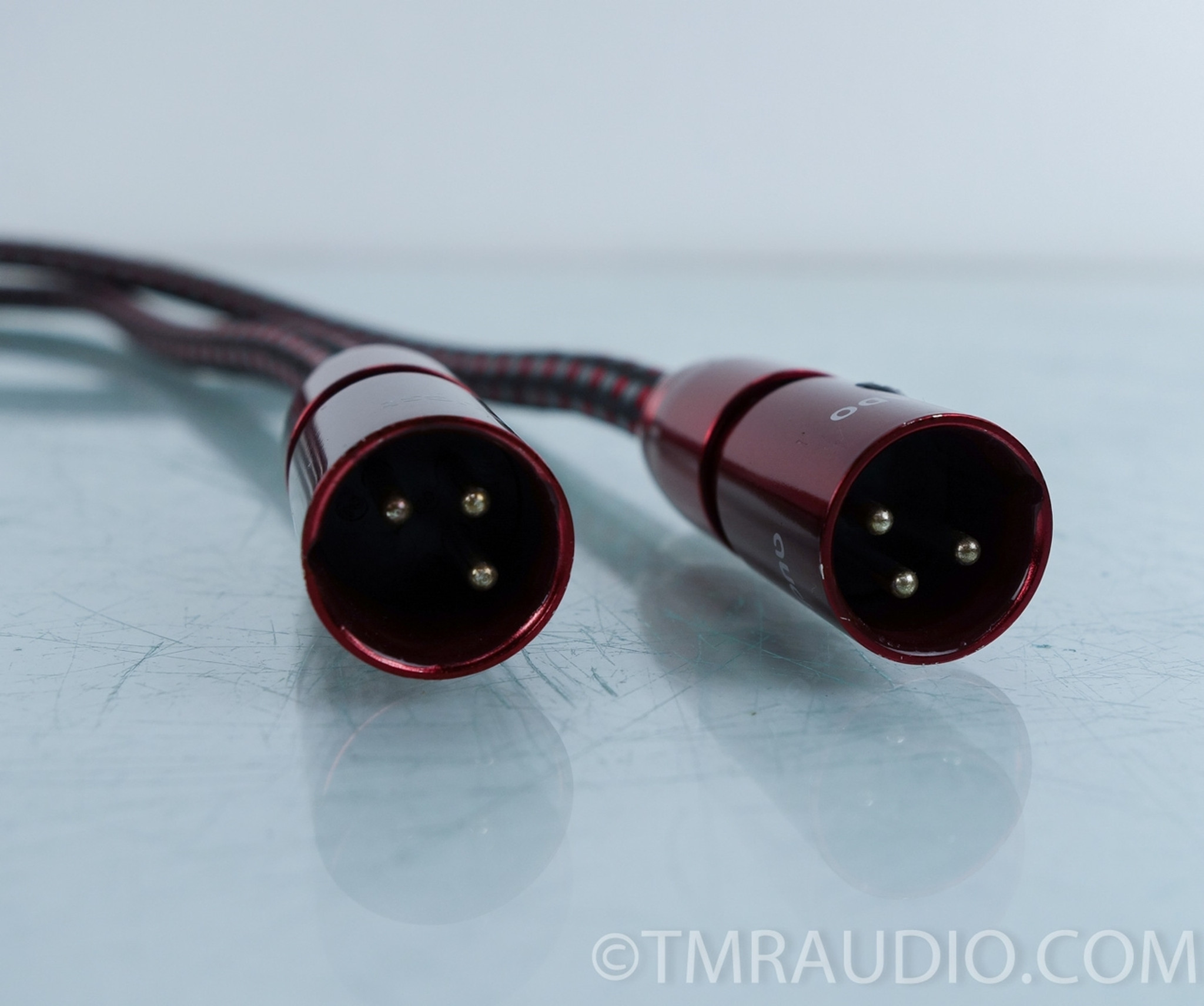 Audioquest Colorado XLR Cables; 1m Pair Interconnects - The Music Room