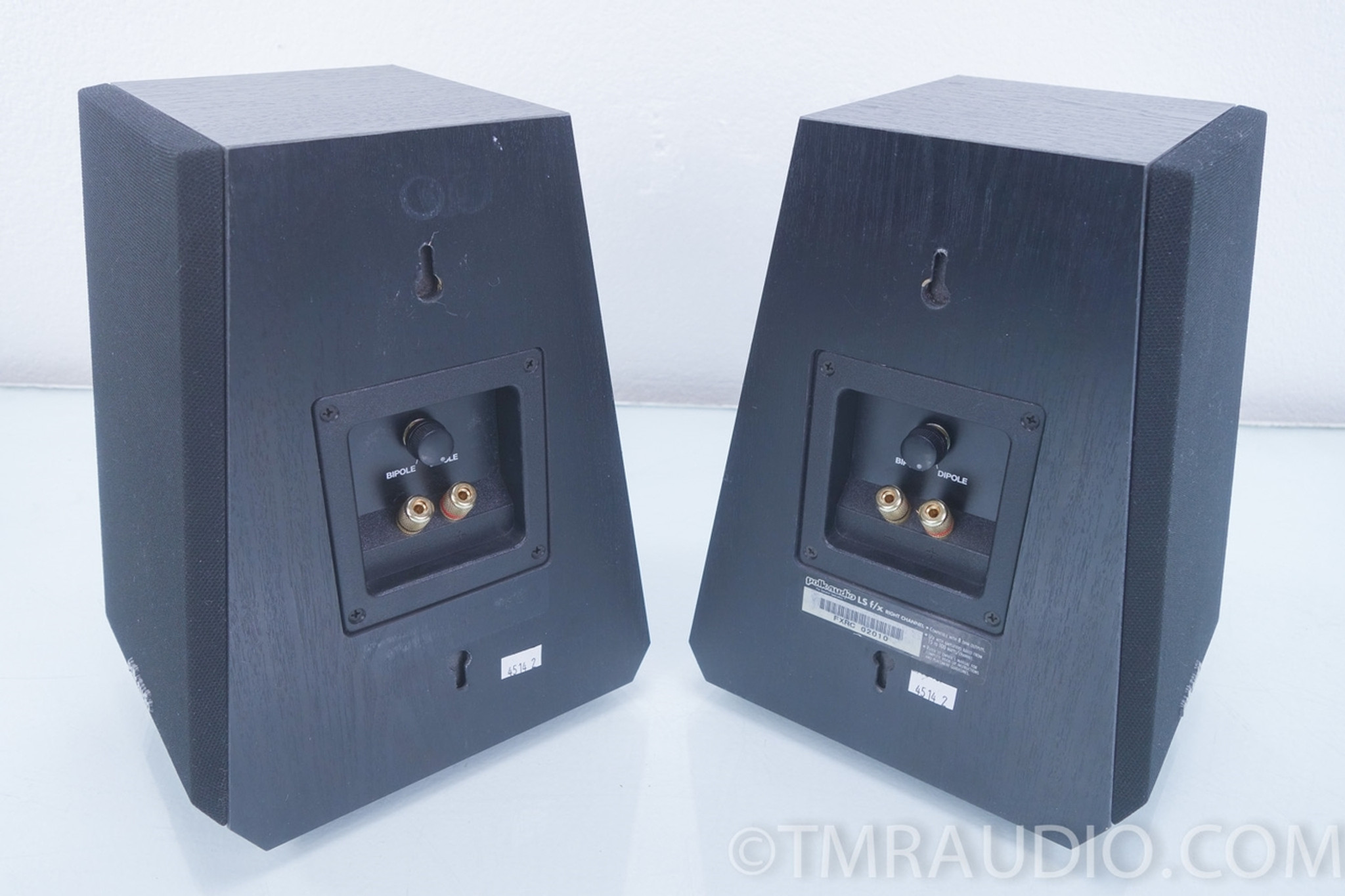 Polk Audio LS f/x Bipole / Dipole On Wall Surround Speakers - The ...
