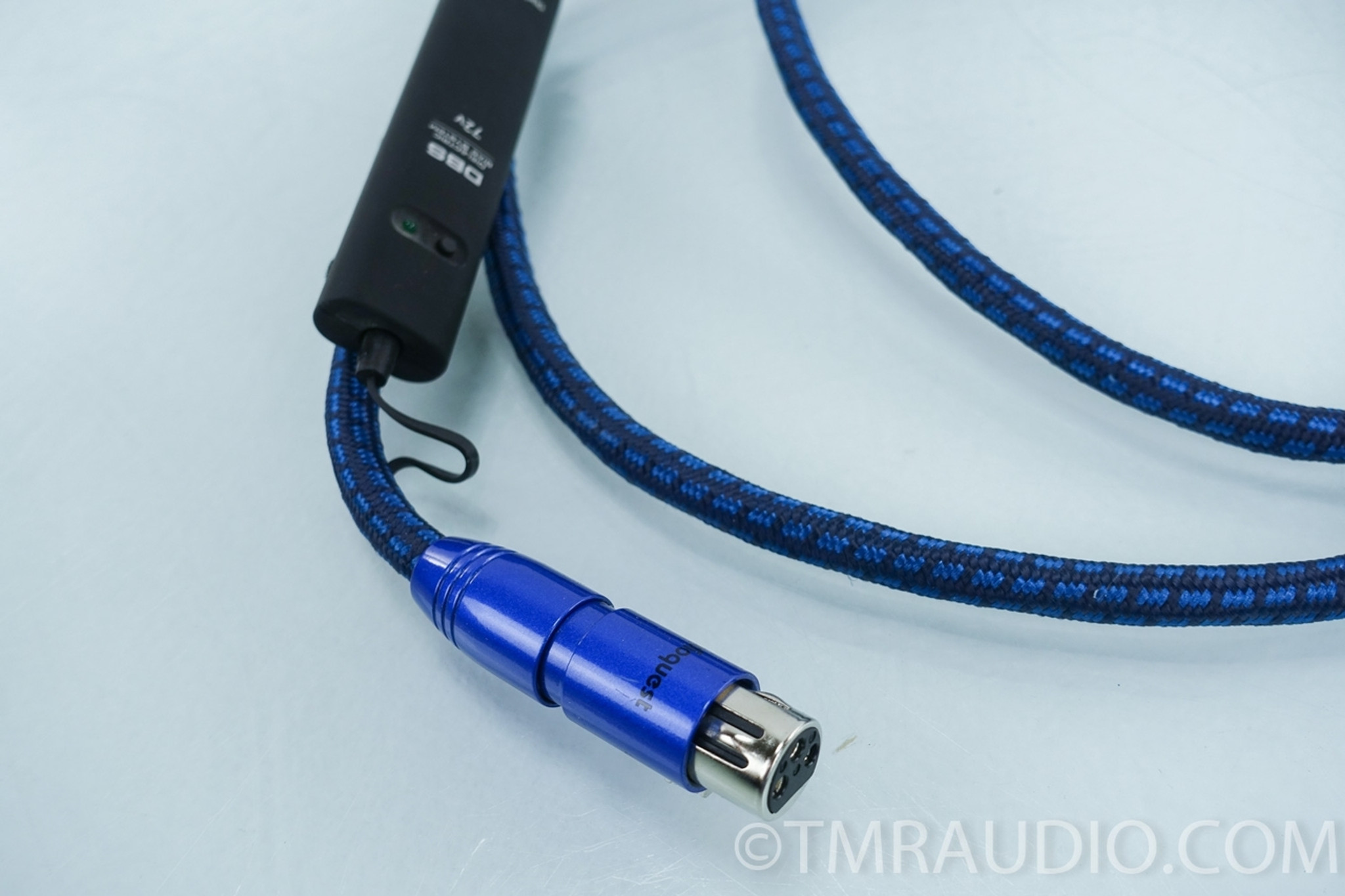 Audioquest Sky XLR Cables; 1m Pair Balanced Interconnects - The ...