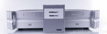 Bryston 28B-SST2 Mono Power Amplifiers; Silver; Pair; 28BSST2