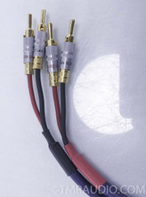 AudioArt SC-5 Speaker Cables; DHS Labs Bananas; 1.5m Pair