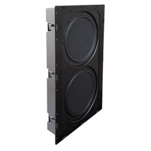 Totem Tribe In-Wall Powered Subwoofer w/ External Amplifier (New)