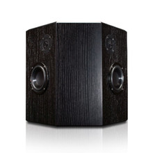 Totem Lynks Surround Speakers; Black Pair (New)