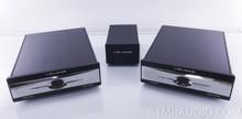 Veloce Lithio Series Saetta Hybrid Mono Amplifiers; Pair (3 yrs remaining warranty)