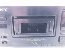 Sony DTC-75ES Digital Audio Tape Deck; DAT Recorder (AS-IS)
