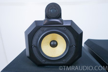 B&W Matrix 801 Anniversary Speakers; Sound Anchor Stands; Bass Alignment Filter