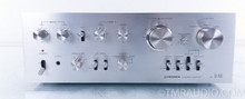 Pioneer SA-8500 Vintage Stereo Integrated Amplifier; Silver (AS-IS)