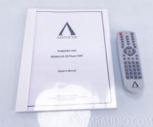 Aesthetix Romulus Eclipse CD Player / DAC; D/A Converter; Black