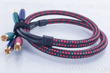 AudioQuest YIQ-X Component Video Cable; 1m