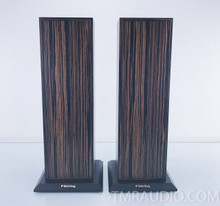 Stirling AB-2 Bass Extender for LS3/5a Speakers; Tiger Ebony Pair
