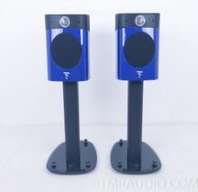 Focal Sopra No1 Floorstanding Speakers w/ Stands; Pair; Audi Blue; No.1
