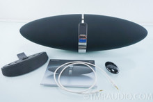 B&W Zeppelin Wireless Speaker; Chrome; Bowers & Wilkins