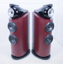 B&W 802 D3 Floorstanding Speakers; Rosenut Pair; Bowers & Wilkins 1