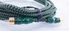 Audioquest Copperhead RCA Cable; Single Interconnect; 13.5 ft.