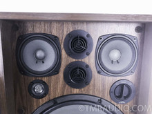 Kenwood KL-777A Vintage Floorstanding Speakers; Pair (AS-IS)