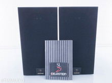 Celestion SL6 Si Bookshelf Speakers; Black Pair