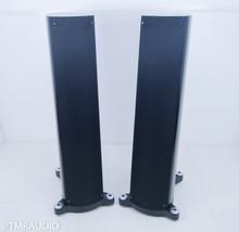 Pioneer TAD S-1EX Floorstanding Speakers; Dark Teak Pair (11199)