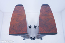Raidho D-3 Version 2 Floorstanding Speakers; Walnut Pair; D3 v2