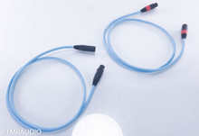 Discovery Cable Essence XLR Cables; 4ft. Pair Interconnects