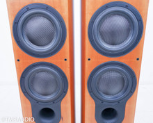 B&W 804S Floorstanding Speakers; Natural Cherry Pair