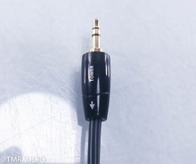 "Audioquest Tower 3.5mm Audio Cable; Single 1m 1/8th"" Interconnect"