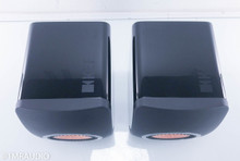 KEF LS50 Bookshelf Speakers; Black Pair LS-50