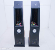 Genesis Prototype Floorstanding Speakers; One-of-a-kind Pair of Arnie Nudell Classics