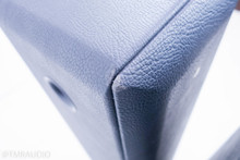 Sonus Faber Toy Tower Floorstanding Speakers; Classic Black Leather Pair