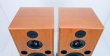 Harbeth 40.1 Speakers / 3-way Monitors w/ Stands; Cherry Pair