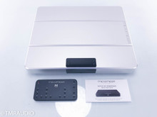 Micromega M100 Integrated Amplifier; Silver M-100