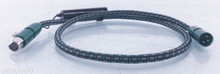 Audioquest Columbia XLR Audio Cable; Single 1m Interconnect