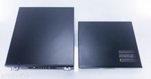 Crestron Adagio Entertainment System AES & AAS-4 Audio Server; LCD APAD Controller