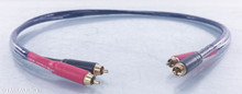 Cardas 300-B Micro RCA Cables; 1m Pair Interconnects 300b