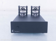 Pro-Ject Tube Box S Tube Phono Preamplifier