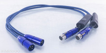 AudioQuest Sky XLR Cables; 1m Pair Interconnects
