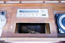 JBL C58 Delphi Vintage Cabinet w/ Vintage Reel to Reel Player, Tuner, Turntable
