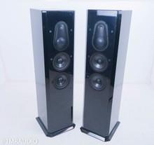 Energy Veritas v1.8 Floorstanding Speakers (cabinets damaged)