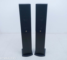 SLS Audio HTA-T Floorstanding Speakers; Black
