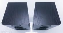 Bryston Mini A Bookshelf Speakers; Black Ash Pair