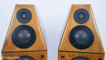 Genesis V Floorstanding Speakers; Cherry Pair