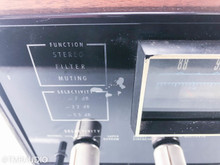McIntosh MR78 Vintage FM Tuner; MR-78 (AS-IS; No output)