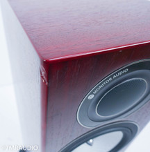 Monitor Audio Silver RX-8 Floorstanding Speaker; Rosenut Single Speaker; RX8