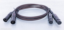 Wireworld Eclipse 7 XLR Cables; 1m Pair Interconnects