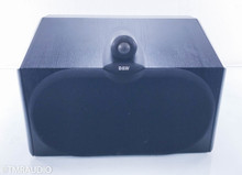 B&W CDM CNT Center Channel Speaker; Black