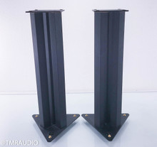 "Lovan 29"" Speaker Stands; Black Pair; Sand Filled"