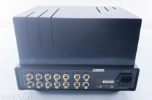 PrimaLuna ProLogue Three Stereo Tube Preamplifier; Black (New Tubes)