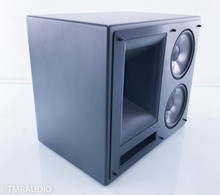 Klipsch KL-650-THX Ultra2 Bookshelf / Center Speaker; Galaxy Black (Single)