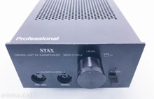 Stax SRM-1 Mk-2 Headphone Amplifier; SR-X Mk-3 Electrostatic EarSpeakers