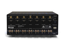 Cary Model 7.125 7-Channel Power Amplifier; Black (New Old Stock)