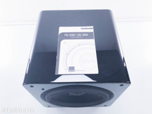 "SVS SB-2000 12"" Powered Subwoofer; Piano Gloss Black; SB2000"